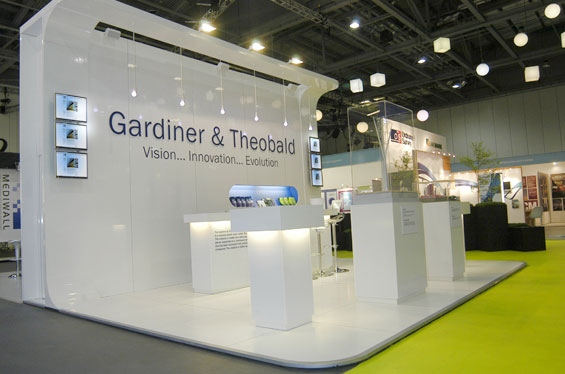 Exhibition Stand Northampton : Bespoke exhibition stand design custom made for your business