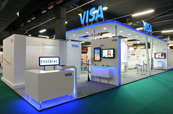 Exhibition Stand Design Uk : Bespoke exhibition stand design custom made for your business